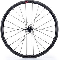 Zipp - 202 Firecrest Carbon Clincher 177 Rear 24 Spokes Black Decal