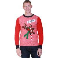 Mens Crew Neck Christmas Jumper