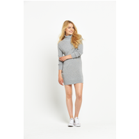 Superdry Nordic Knit Funnel Neck Dress