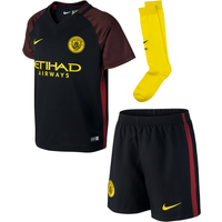 Nike Manchester City FC 201617 Little Boys Away Kit