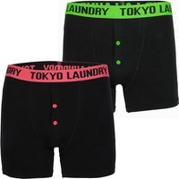 Tokyo Laundry Pack of Two Handley Boxer Shorts Set