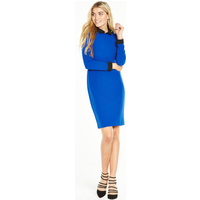 V By Very Peter Pan Collared Bodycon Dress