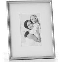 Silver Mounted Box Frame - 5x7