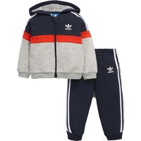 Adidas Originals Infants Hooded Tracksuit