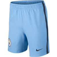 Nike Junior Manchester City FC 201617 Home Shorts