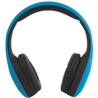 Intempo Folding Over-Ear Headphones Blue