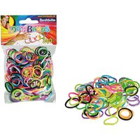 Loom Bands Assorted 300 Pieces