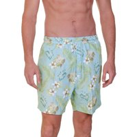 Cargo Bay Fibre Swim Shorts