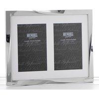 Double Mounted Photo Frame - 4x6