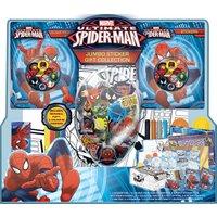 Marvel Ultimate Spiderman Jumbo Sticker Gift Collection