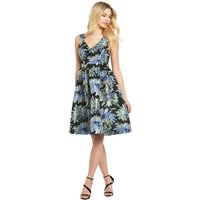 V By Very Jacquard Midi Prom Dress