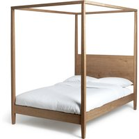 Habitat Blissford Four Poster Double Bed Frame - Pine