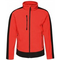 Regatta Fleecejacke »Herren Fleece-Jacke in Kontrastfarben«