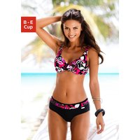 LASCANA Bügel-Bikini im schönen Floraldesign