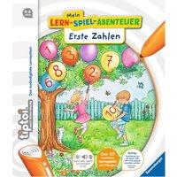Tiptoi Lern-Spiel-Abenteuer: 1.Zahlen, Allemand
