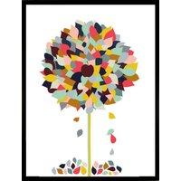 Home affaire Kunstdruck »Appletree«