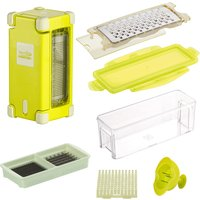 Genius Zerkleinerer Nicer Dicer Magic Cube Gourmet
