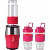 bkitchen Smoothie-Maker Set smooth110 rot 300 Watt