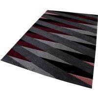 Teppich Lamella Esprit rechteckig Höhe 10 mm handgetuftet