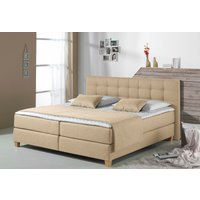 home affaire Home Boxspringbett Tommy XXL