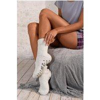 Sympatico ABS-Socken aus Strick mit rutschfester Sohle