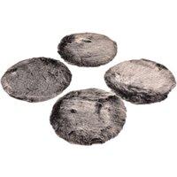 Sitzkissen, »Velvet Auflage«, Böing Carpet