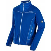 Regatta Fleecejacke Herren Collumbus IV Strick Effekt Fleece