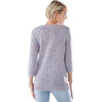 Classic Basics Pullover mit Rippbündchen