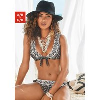 JETTE Triangel-Bikini zum Binden