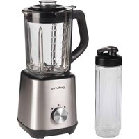 Privileg Standmixer MJ-BL1051W mit Gratis Smoothie-Becher 1000 Watt