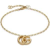 Gucci 18ct Gold Gg Bracelet