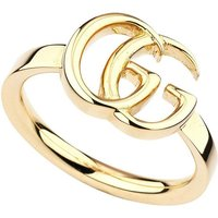 Gucci 18ct Gold Running G Ring