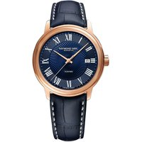 Raymond Weil Maestro Rose Gold Plated Men's Watch