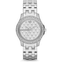 Armani Exchange Crystal Ladies Watch