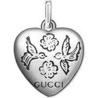 Gucci Blind For Love Silver Bird Charm