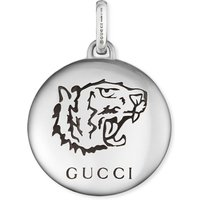 Gucci Blind For Love Silver Tiger Charm