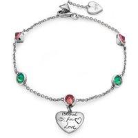 Gucci Blind For Love Silver Bracelet
