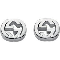 Gucci Interlocking G Silver Earrings