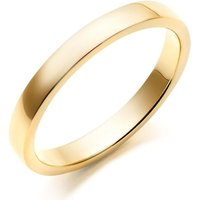 18ct Gold Court Wedding Ring