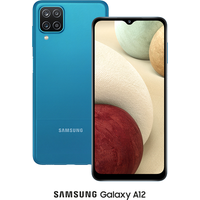 Samsung Galaxy A12 64GB Blue