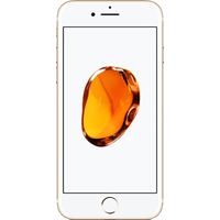 'Apple Iphone 7 (32gb Gold Refurbished Grade A) For £295 Sim Free