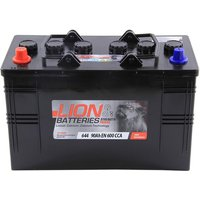 Commercial Battery 644 - 2 Year Guarantee