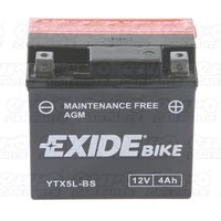 ETX5L-BS Motorcycle Battery