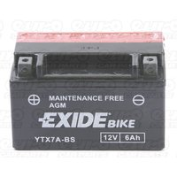 ETX7A-BS Motorcycle Battery