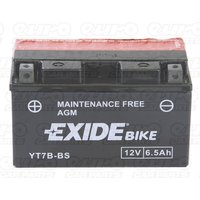 ET7B-BS Motorcycle Battery