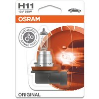 H11 Halogen bulb - Single Pack