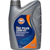 Tec Plus Engine Oil - 10W-40 - 1ltr