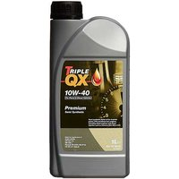 Semi Synthetic Engine Oil - 10W-40 - 1ltr