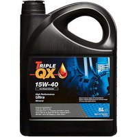 Mineral Engine Oil - 15W-40 - 5ltr