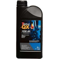 Mineral Engine Oil - 15W-40 - 1ltr